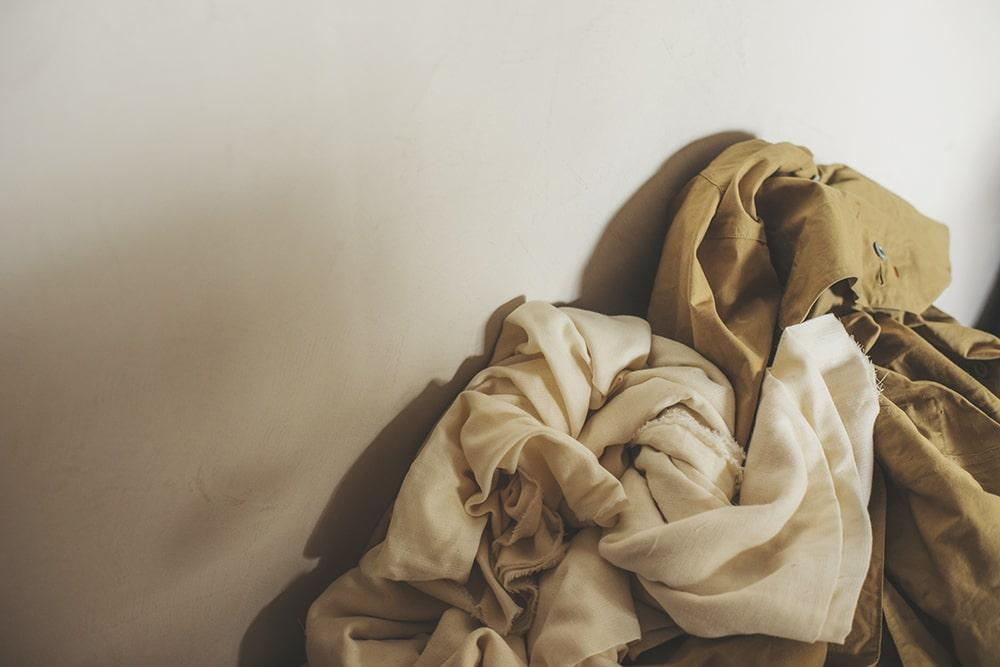 Undressing coat